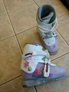 Girls Ski Boots -  Gaia2 19.5 234mm