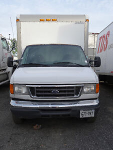 Must Sell fast!! 2006 Ford Cube Van