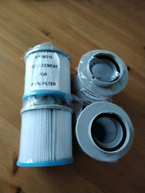 Spa filters brand new