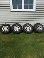 atv wheels and tires