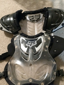 Fox Roost Deflector, Chest Protector