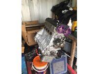 Honda b16 forged turbo engine