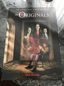 Série The originals saison 1