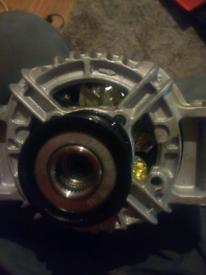 Mercedes alternator new