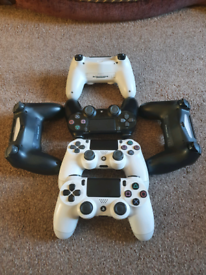 Genuine Sony Wireless DUALSHOCK4 Controller PS4 & 4K HDMI Cable