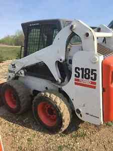 2006 Bobcat S185 1600hours