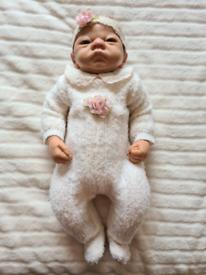 Ashton Drake Galleries 'Emily's Loving Eyes' baby doll collectable