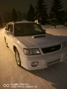 1999 Subaru Forester jdm rhd trade?