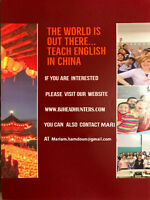Teach English in China!