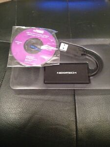 Nextech USB  3.0 3 in 1 Combo Adaptor. Moose Jaw Regina Area image 2
