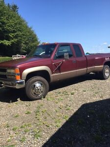 1998 Chevy Dually