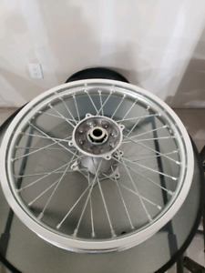 "Brand New D.I.D OEM Front & Back Wheels 21""x1.60 & 19""x2.15"