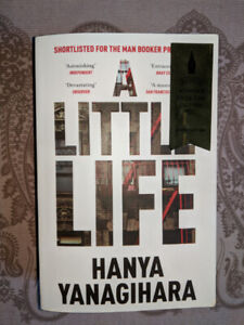 Book - A Little Life by Hanya Yanagihara