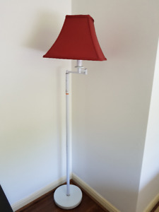 Swivel Floor Lamp 56""