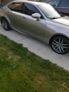 Lexus is350 (executive edition price to sell)