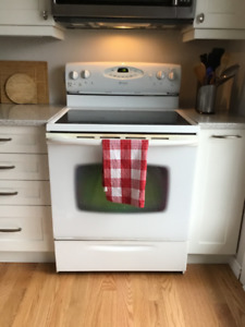 Well-maintained Stove & Dishwasher
