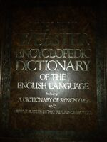 New Webster Encyclopedic Dictionary