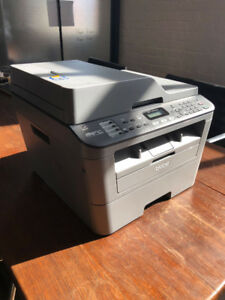 Brother MFC-L2700DW Wireless Laser Printer, Scanner & Copier