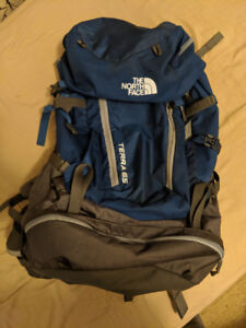 North Face Terra 65 L Backpack