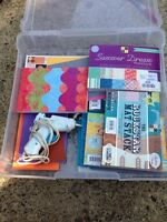 Scrapbooking Supplies Matstack paper