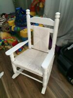 Cracker Barrel  rocking chAir