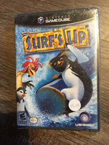 GAME CUBE GAME - STILL SEALED - SURF'S UP