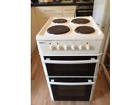 Beko electric cooker full working order 50cm width