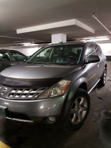Nissan Murano, Sunroof, Heated Seats, Winter Tires W/ Rim *AS IS
