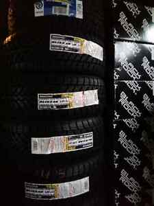 NEW 225/50/R17 BRIDGESTONE BLIZZAK WINTER TIRES