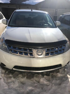 Moving Sale Nissan Murano S AWD $ 7400