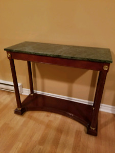 Beautiful accent table.