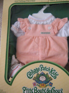 Vintage Cabbage Patch Kid Clothes-Brand new in box