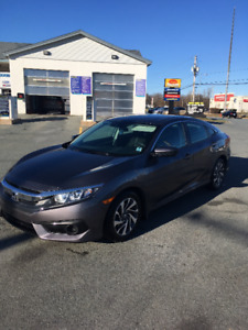 2017 Honda Civic Lease Takeover - Great Price - Low KM's