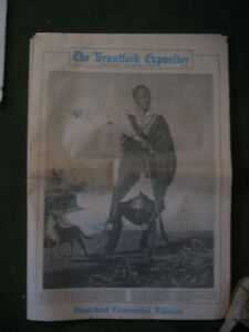 New Price--Brantford Expositor Centennial Edition 1977