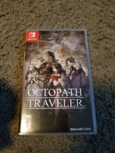 Octopath traveler and other