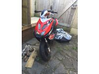 50cc Yamaha Aerox easy fic