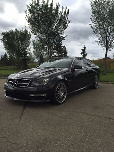 2012 Mercedes-Benz C-Class C63 AMG Coupe (2 door)