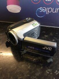 Jvc hard disc HDD camcorder 30gb