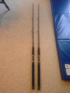 2 Rapala RSC Series Boat Rods $25 each