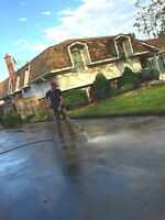 PRESSURE WASHING & GUTTER  CLEANING FALL SPECIAL