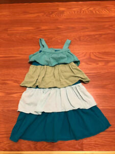 Gap girl size 5t summer dress