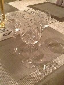Glass were