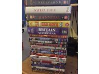 VHS dvd bundle