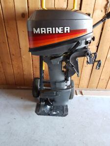 9.9 Mariner outboar motor
