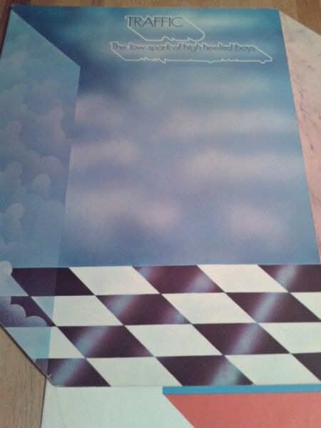 TRAFFIC - Low Spark Of High Heeled Boys, 71 lp