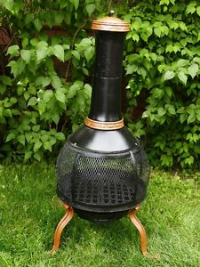 Please Help. This chiminea was stolen from inside our garage.