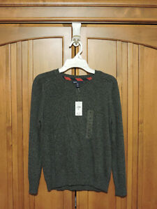 BRAND NEW Gap Kids Warm V-Neck Sweater