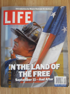 LIFE – A COMMEMORATIVE: IN THE LAND OF THE FREE