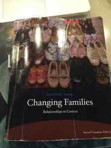 Changing Families Relationships in Context WESTERN