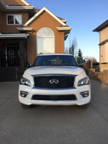 2015 infiniti qx80 limited (Low kms)